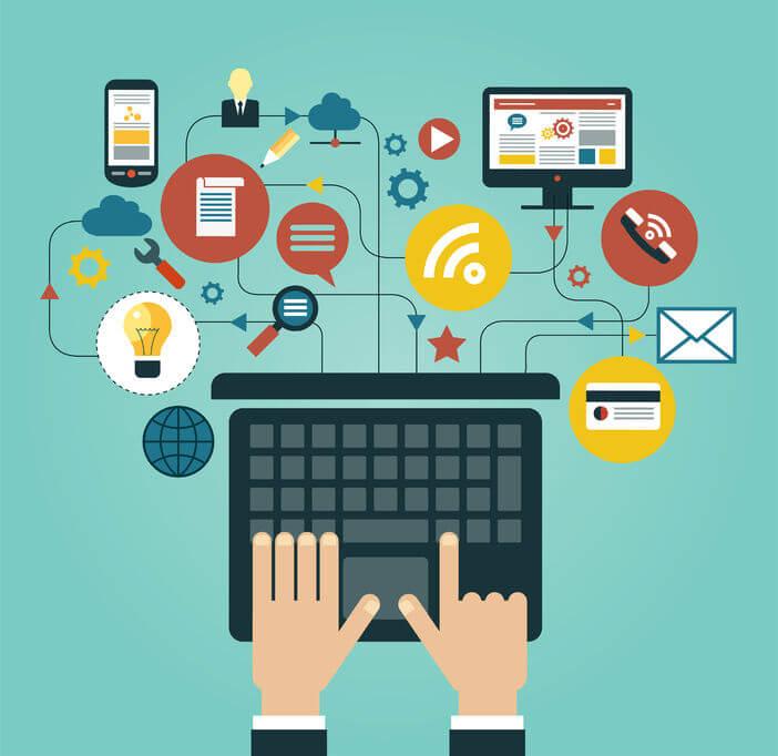שירותי אינטרנט מחשוב IT לעסקים ארגונים וחברות